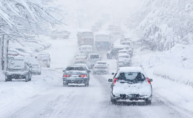 Car Insurance Driving In Snow